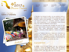 Discover Thainess - Quiz online sobre Tailândia