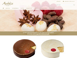 Aeblis – Fine Swiss Confectioners