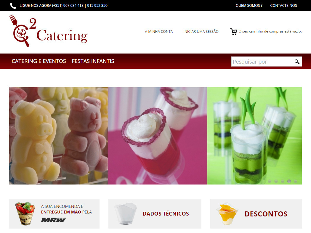C2 Catering - Catering & Events