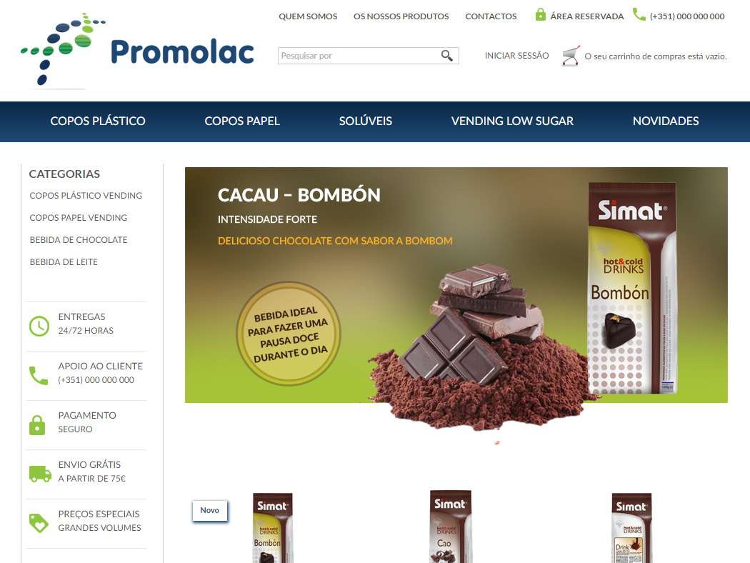 Promolac - Shop for Glasses and Drinks